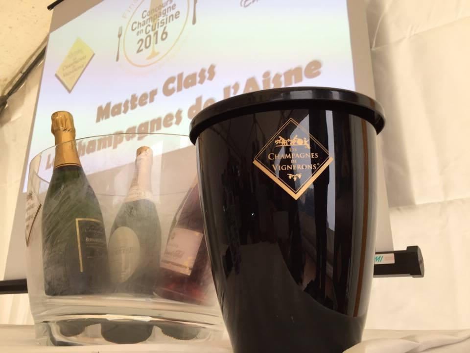 Master Class - Les champagnes de l'Aisne