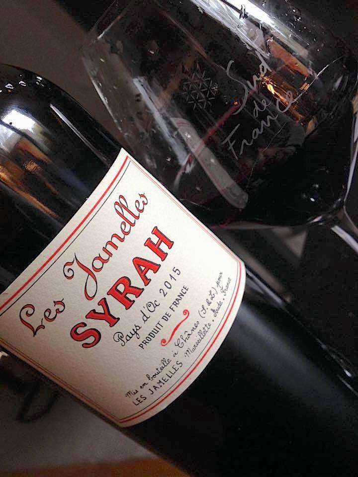 Syrah Les Jamelles 2015 - IGP Pays d'Oc - Badet Clément & Co