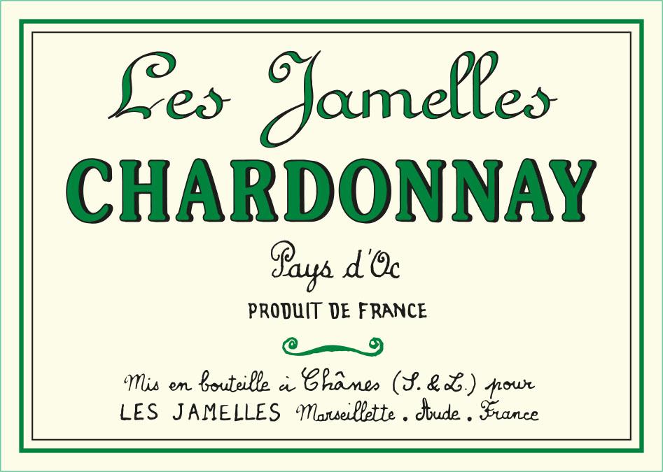 chardonnay Les Jamelles - Maison Badet Clément & Co